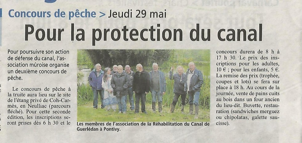 pontivy journal mur de b